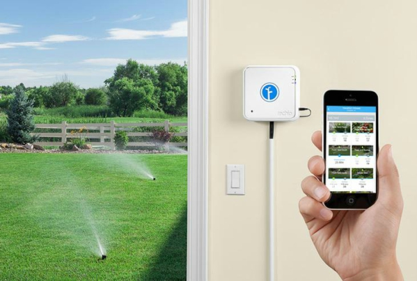Rachio Smart Irrigation Control