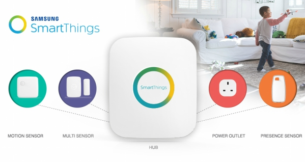 Samsung SmartThings Features