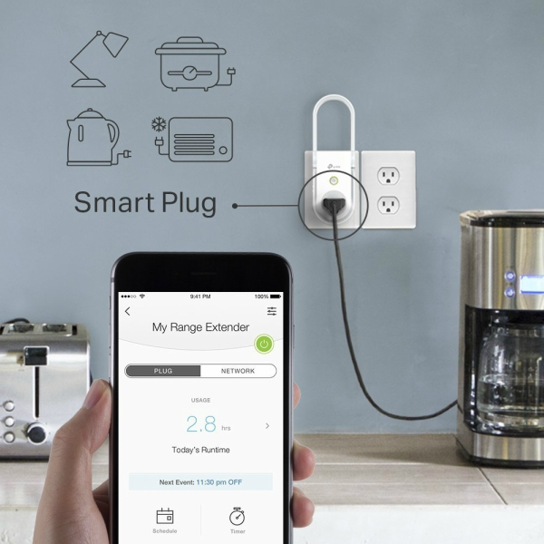 TP Link vs Wemo Smart Plugs