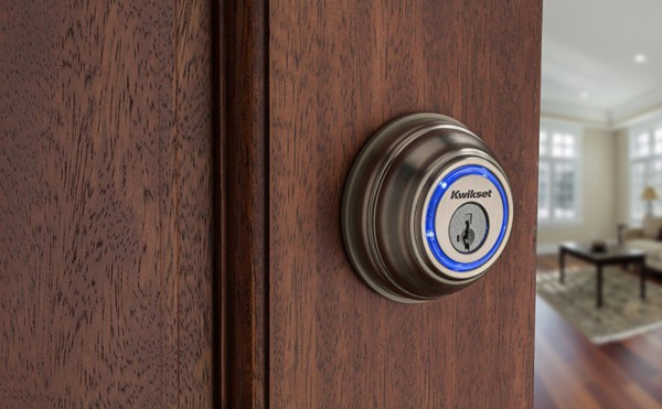 Kwikset Kevo (2nd Gen) Touch-to-Open Bluetooth Smart Lock