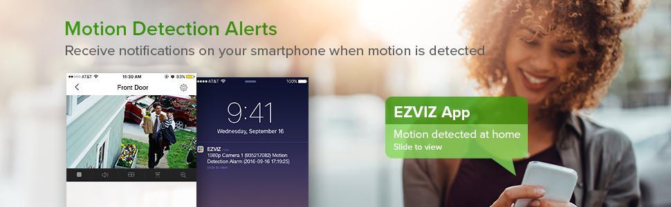 EZVIZ Outdoor 720p Video Security Surveillance System