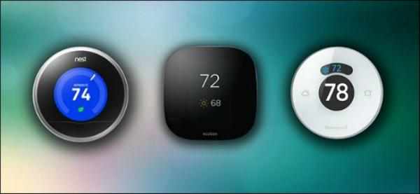 Ecobee3 Vs Nest 3 Vs Honeywell WiFi Thermostat Comparison
