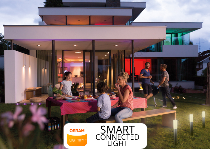 SYLVANIA LIGHTIFY by Osram - Smart Home LED Flex Strip RGBW Expansion Kit