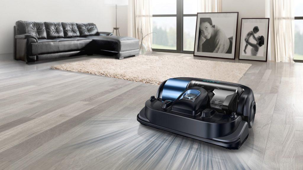 Samsung POWERbot R9040 Wi-Fi Robot Vacuum