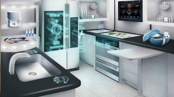 Futuristic Smart Homes