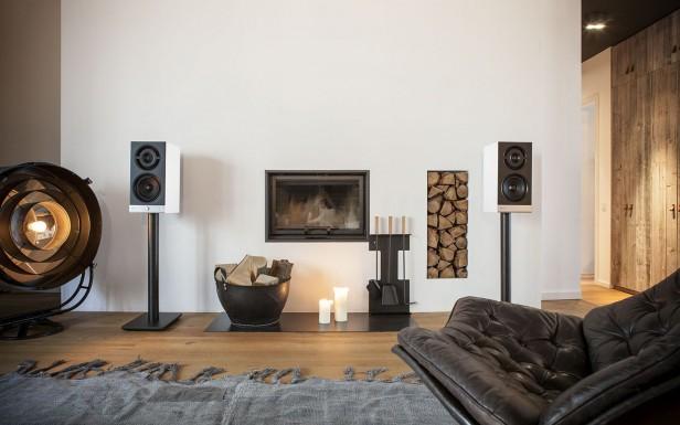 Raumfeld Stereo M Wireless Streaming Bookshelf Speakers