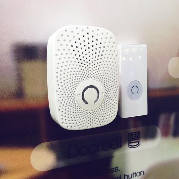 Aeon Labs Aeotec Doorbell ZW056