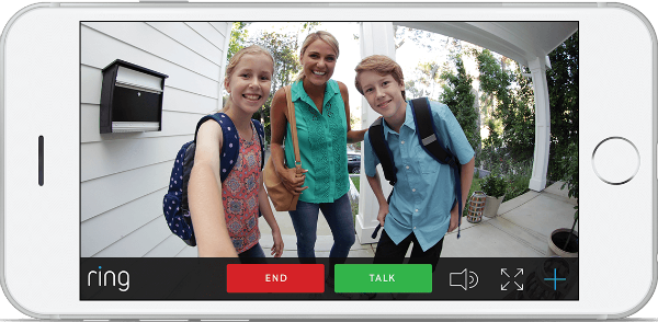 Ring WiFi Enabled Video Doorbell