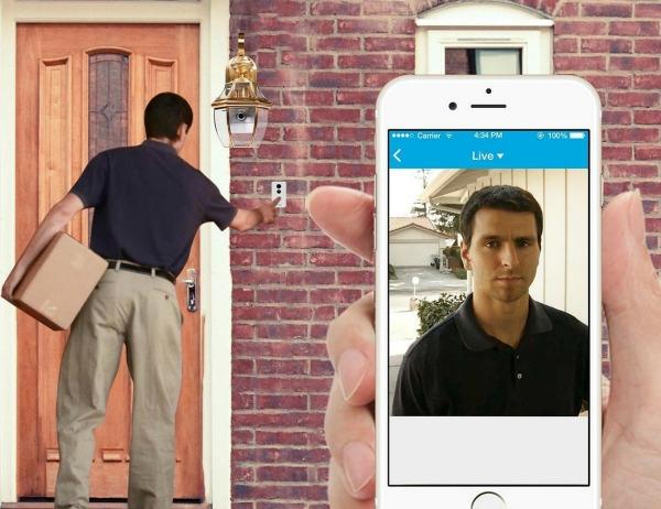 Z-Wave Doorbell