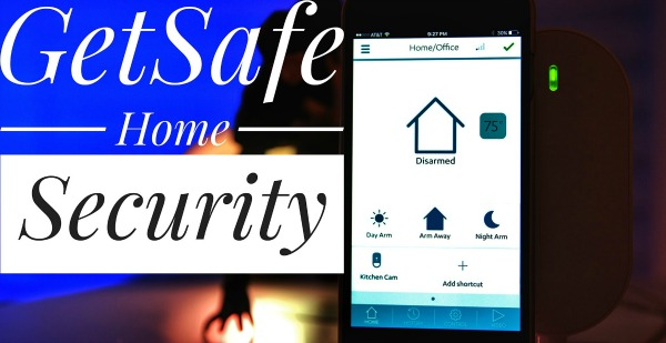 GetSafe Wireless DIY Home Security System