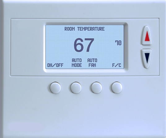 Evolve T-100R Residential Thermostat