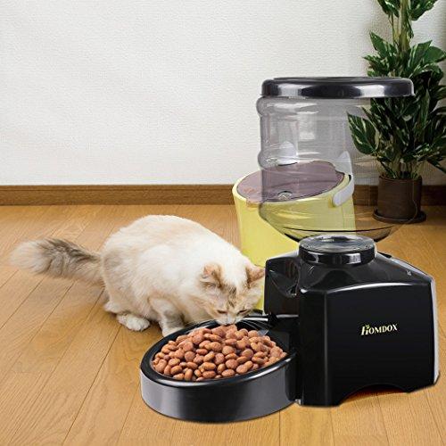 Homdox Automatic Pet Feeder