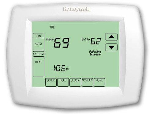 Honeywell YTH8320ZW1007-U Z-Wave Enabled Programmable Thermostat