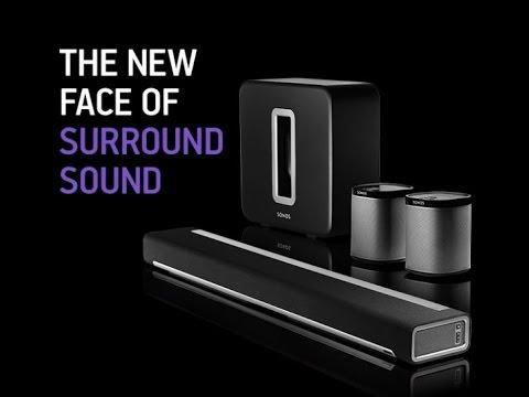 Sonos 5.1 Surround Sound Reviews