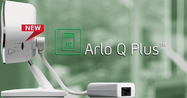 Arlo Q Plus Features