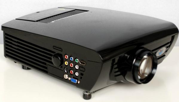 Digital Galaxy HDMI LCD Projector