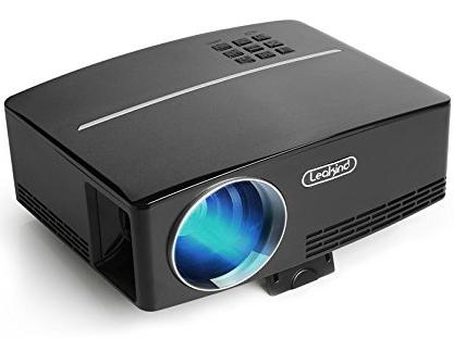 Leakind Mini Projector
