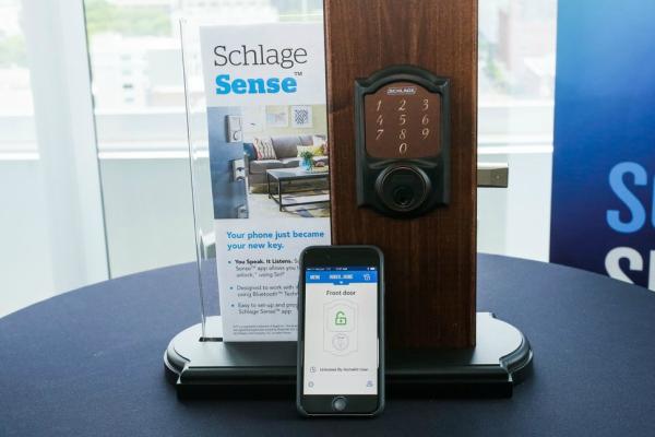 Schlage Sense Features