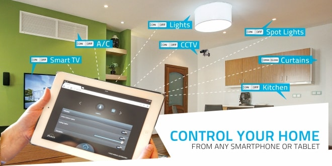 Top 32 Home Automation Products that will rule 2018