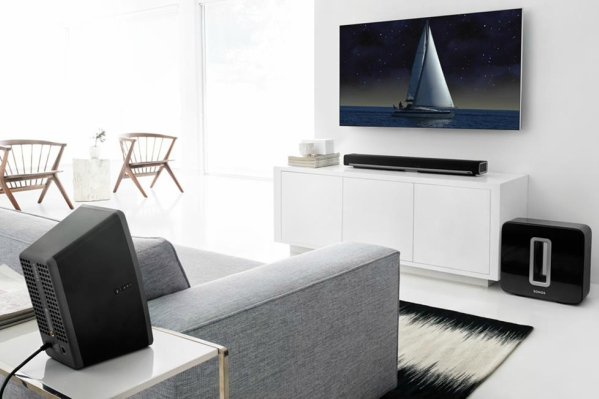 Sonos Surround Sound Play 1 or Play 3